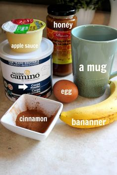Amazing Metabolism-Boosting Chocolate Mug Cake - The Creek Line House