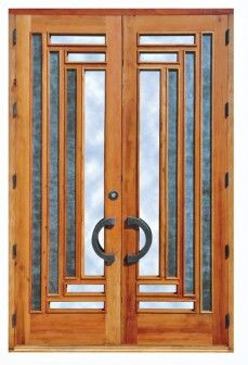 Modern Doors and Contemporary Doors are increasing in popularity.