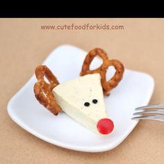 Reindeer cheesecake