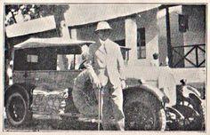 Nairobi to Lake Nyasa, Record of 1st Car Journey through East Africa, A 14 HP BEAN 1924