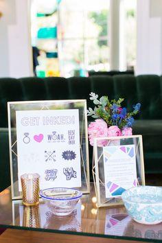Creative Fig House LA wedding: Callie + Andrew | 100 Layer Cake | Bloglovin'