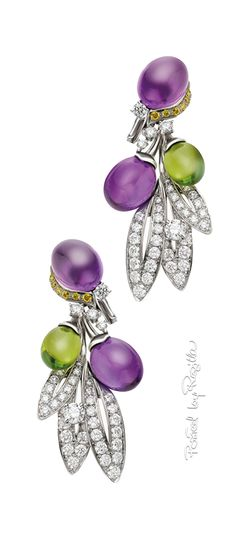 All Of The Best Jewelry Tips To Get The Most From Your Collection – Finest Jewelry High Jewelry, Jewelry Art, Jewelry Design, Lotus Jewelry, Diamond Crown, Diamond Cluster Ring, Bulgari Jewelry, Pearl Jewelry, Purple Quartz