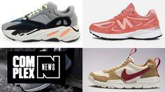 How 'Dad' Sneakers Took Over Summer 2017