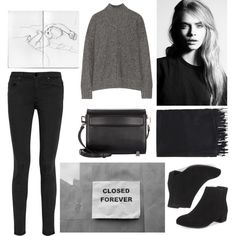 Chelsea Smile. by arybo13 on Polyvore featuring polyvore, fashion, style, T By Alexander Wang, Alexander Wang, Acne Studios, outfit, contestentry, suedeboots and stylestaple