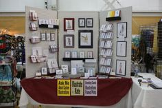 Craft Booth Display Ideas | Getting Started: Art Fairs & Craft Shows | Illustrate Kate
