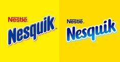 Nesquik's cartoony Quicky is forever gone after a branding redesign Go After, Branding, Ads, Logos, Bunny, History, People, Pictures, Photos