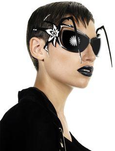 Parasite Vamp sunglasses - incy wincy spider...