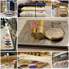 jane iredale is the best natural makeup there is. Love the amazing base!