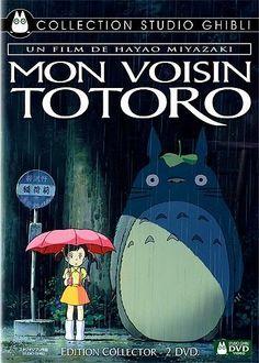 Mon Voisin Torotoro de hayao miyazaki (àpd 3 ans)