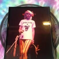 8 x 10 beautiful photo professionally framed of Blondie.