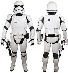 501st approved First Order Stormtrooper armor