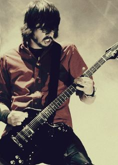 words can't explain how awesome Dave grohl is