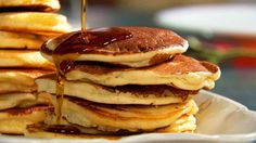 """This is the most basic recipe for a slightly thick pancake. It's just as easy to make a quick homemade batter as it is to open a box mix, which needs ingredients added to it anyway. And using organic ingredients seems to give the pancakes a cleaner and truer flavor. From the book """"Mad Hungry,"""" by Lucinda Scala Quinn (Artisan Books)."""