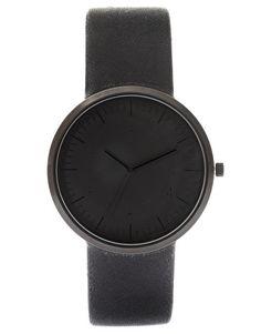 ASOS – Schlichte, einfarbige Armbanduhr