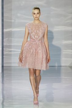 Elie Saab haute couture SS 2012