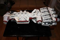 Rare Retired Lego 10th Anniversary Star Wars Tantive IV 10198 #LEGO