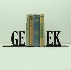Express your geek orientation permanently with the library decorations.