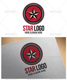 Star Circle Badges Logo by illumina_graphics Circle Star Badges Logo All in the package : - Ai, EPS files - vector file fully editable - Easy to edit text/fonts Free fo Create Logo Design, Circle Logo Design, Circle Logos, Three Letter Logos, Badge Logo, Logo Ad, Crest Logo, Star Logo, Text Fonts