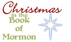Christmas in The Book of Mormon