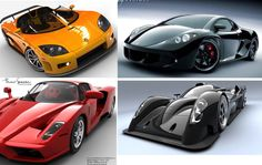 carros  de  lujo