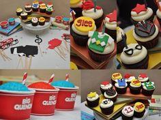 gLee Cupcakes