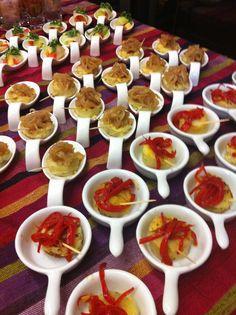 Tortillas de Pimenton #Pepper #Pinkitchen