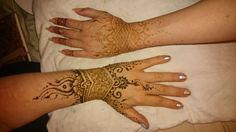 Designs by Lively Arts Henna