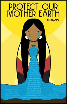Indigenous Beats: Art of the DAPL Resistance – DOWN Magazine
