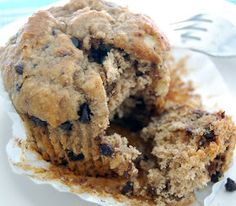 Bake This. Eat That. Then Move!: Gluten-free, No-Added-Sugar Banana Apple Muffins