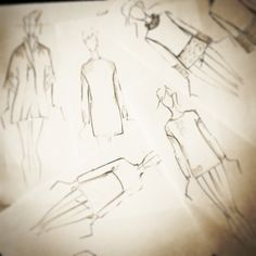 sketches..