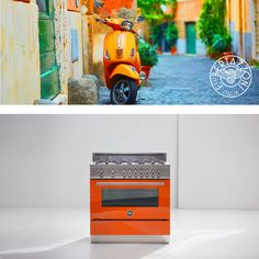 Whether your kitchen is compact or spacious, contemporary or traditional, Bertazzoni has the cooking machine package to suit. Colours, Traditional, Contemporary