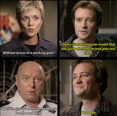 little McKay! I watched SGA before SG1 so when I saw him guest star in the first episode of SG1 I freaked out. He looks so young!