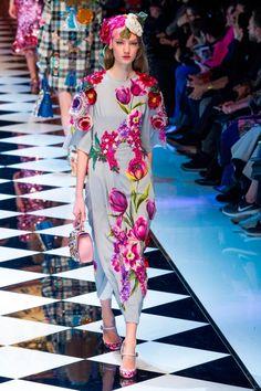 Dolce & Gabbana y su mundo de fantasía inspirado en Disney | S Moda EL PAÍS