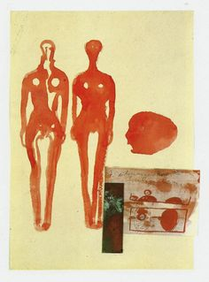 Joseph Beuys, Untitled, 1958