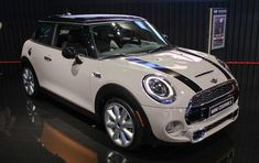Just thought i would add a pic of the new Mini Cooper S in Classic Pepper White, sick of seeing 'Volcanic Orange' everywhere!