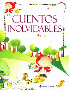 #Infantil / Mayor a 4 Años CUENTOS INOVIDABLES 1 #ElAteneo
