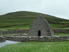 Neolithic Bee Hive Hut, County Kerry