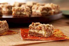 Harvest-Time Apple Bars Recipe - Kraft Canada