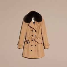 Burberry womens trench coat