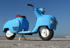 1952 Terrot VMS1 Scooter 98cc.