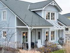 Schwedenhaus inneneinrichtung modern  Talis – Ihr Holzhaus Partner! Interessieren Sie sich für ...