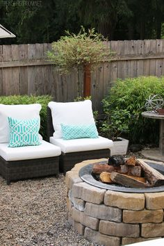Outdoor Space - The Inspired Room