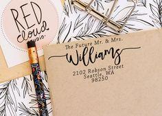 Custom Wedding Invitations Stamps
