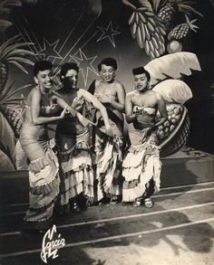 Las d'Aida — Omara Portuondo, Haydeé Portuondo, Elena Burke, and Moraima Secada