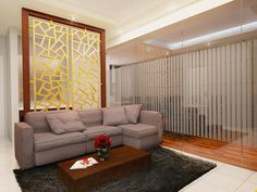 Interior Design Project at BSD South Tangerang