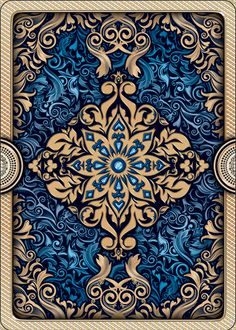 ORNATE Deck - Playing Cards