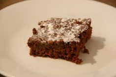 Brownies from a cake mix