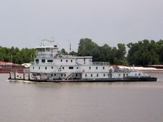 A week on the Mississippi