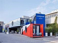 Kontejnerový dům má zaplnit místo na evropském trhu, který v současné době...
