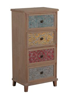 Molly 4 Drawer Chest